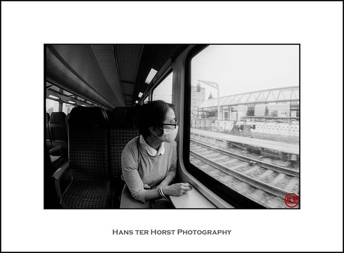 Riding the trains in times of COVID-19 | by Hans ter Horst Photography