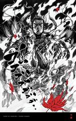 Ghost of Tsushima - Poster Art