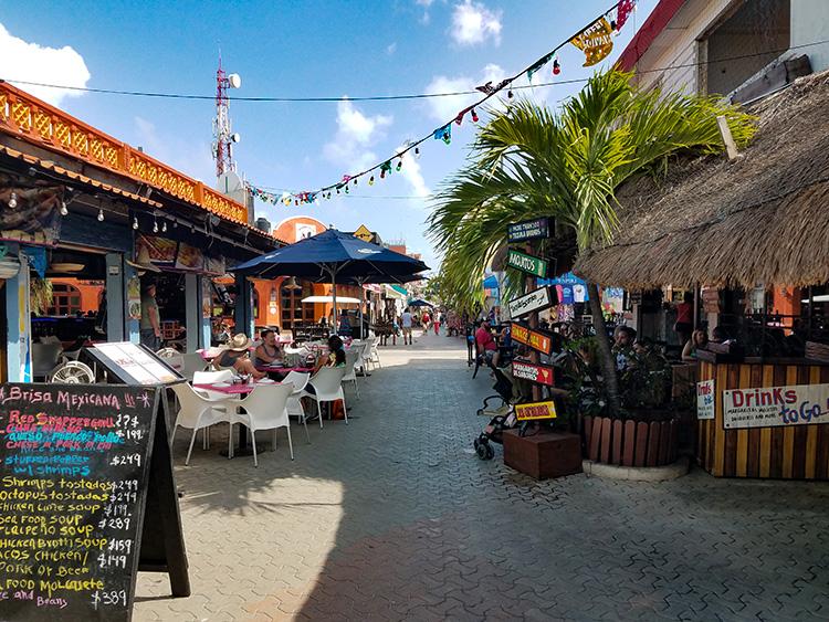 Isla Mujeres, Mexico - 2020