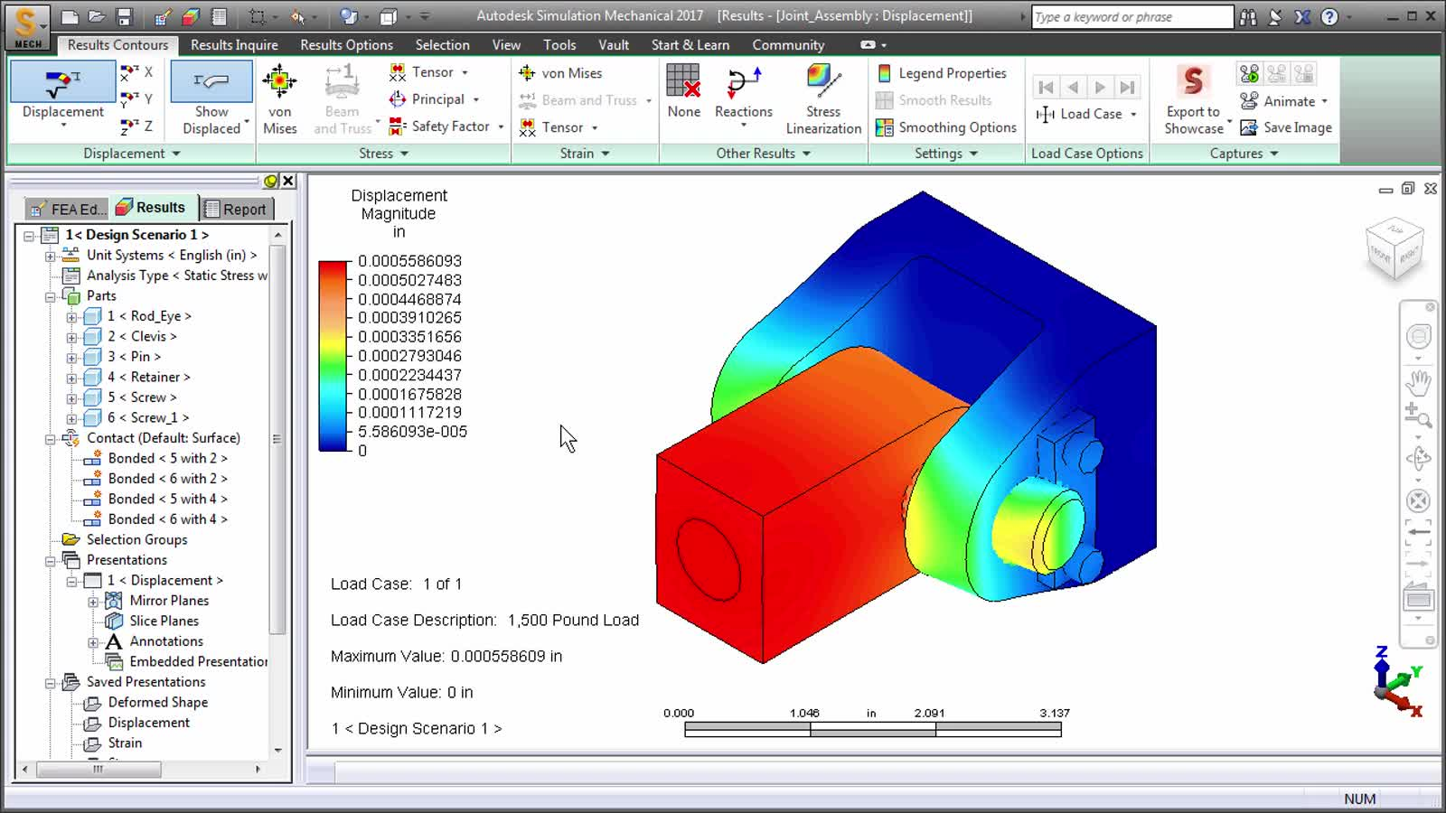 Working with Autodesk Mechanical Simulation 2017 x64 full license