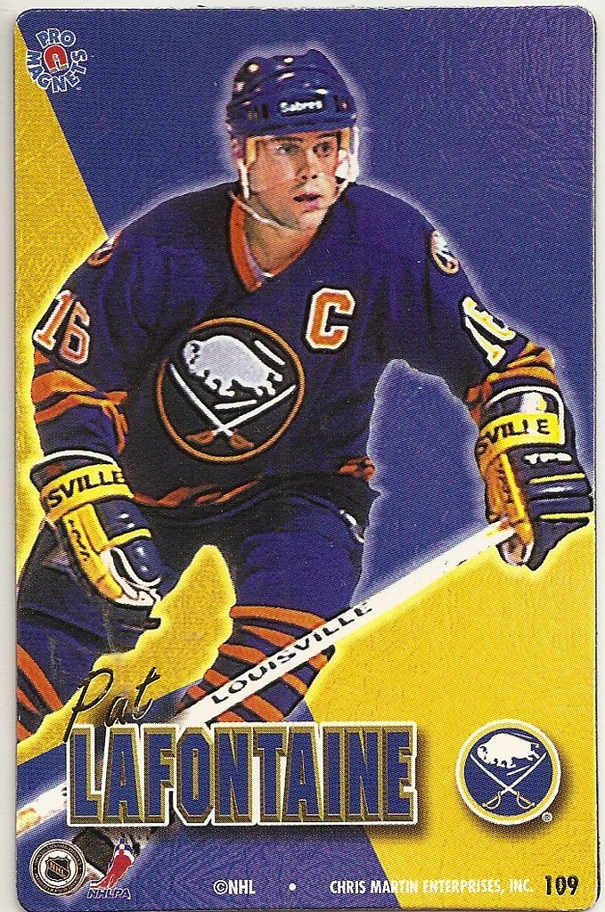 1995 Pro Magnets Hockey - Lafontaine