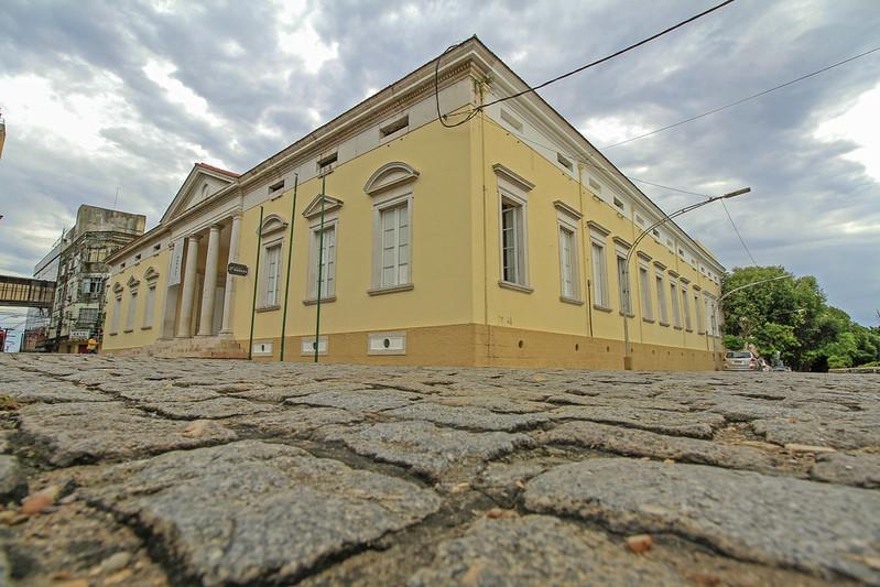 11.06.2020 Tour virtual no Museu da Cidade Manaus
