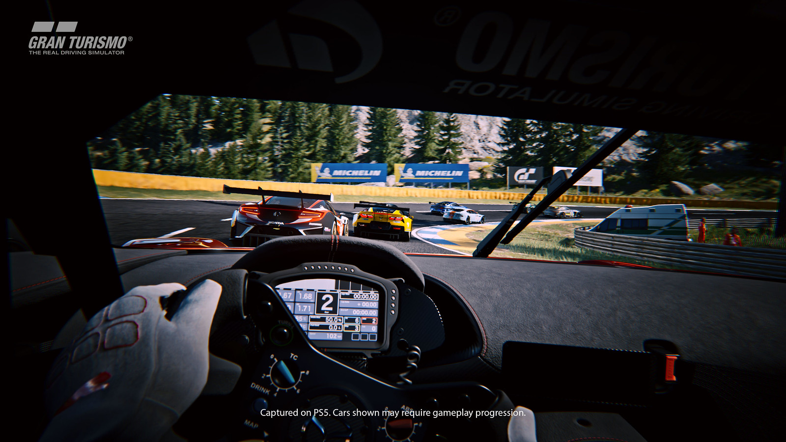 Gran Turismo 7 (PS5)