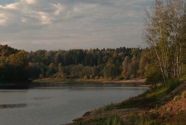 Sinichka River