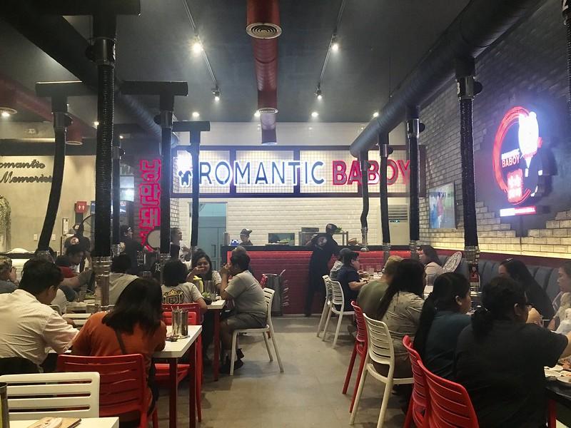 Romantic Baboy, Ugong
