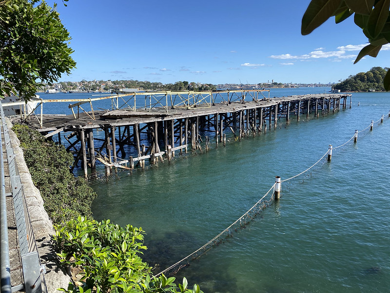 Coal Loader wharf
