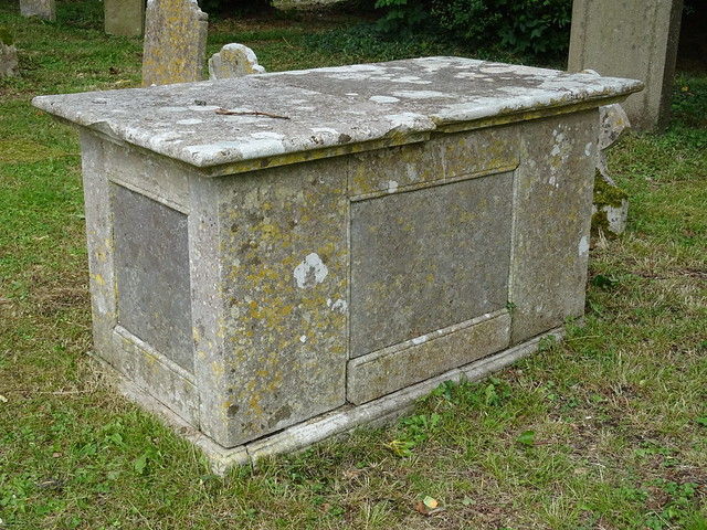 Wayne Chest Tomb, St. Michael's Churchyard, Kingsteignton (MDV39705)