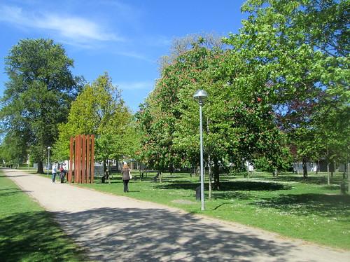 Singing Trees, Aalborg, Denmark