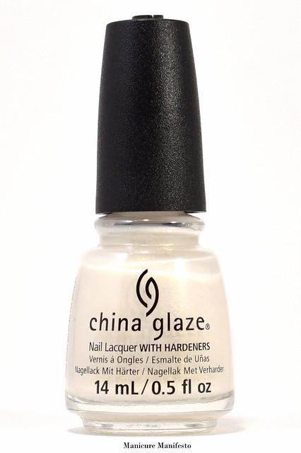 China Glaze Hey, Chardonnay, Hey