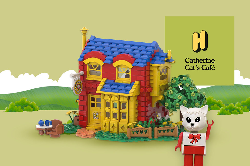 Catherine Cat's Café