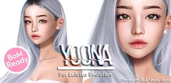 Yoona Skin LeL Evolution!