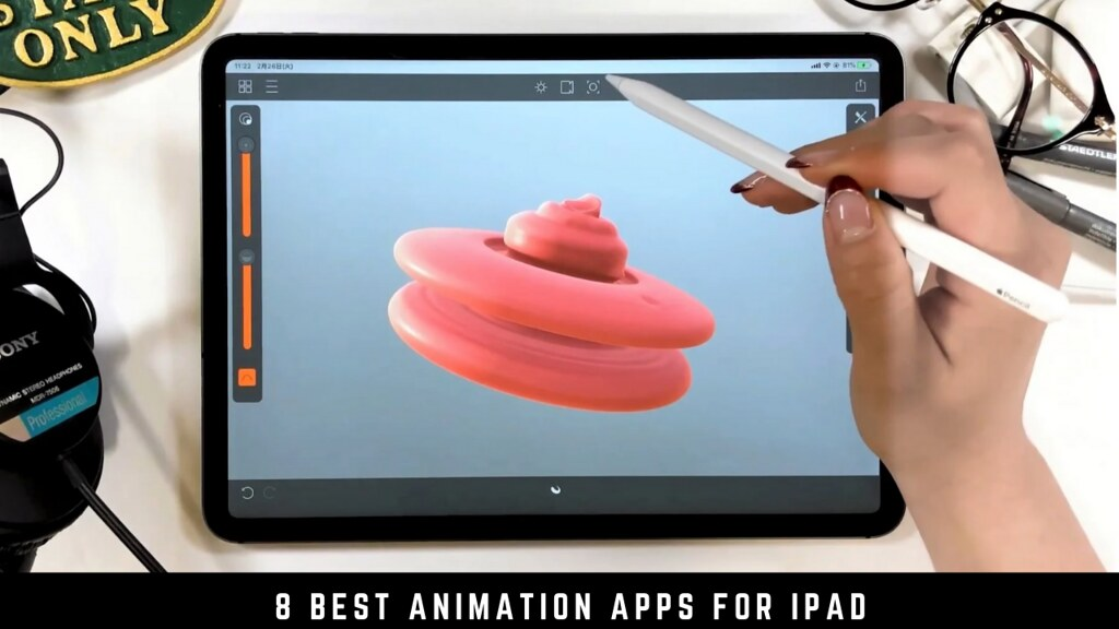 8 Best animation apps for iPad