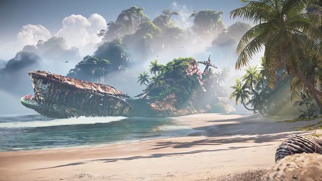 以 PS5 性能展現生機盎然的世界!《地平線:期待黎明》續作《地平線2:Forbidden West》遊戲預告釋出