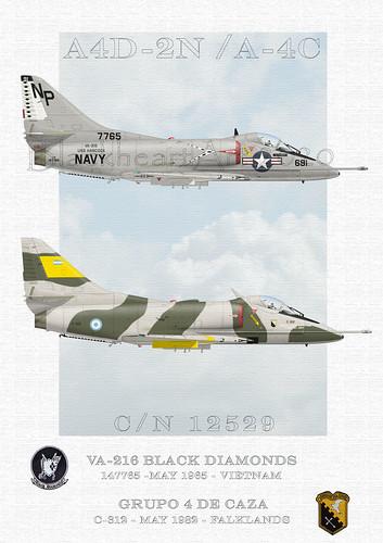 Skyhawk 147765 history