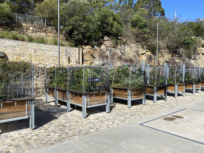 Community garden units
