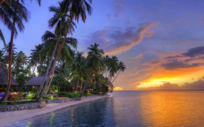 大洋洲斐濟 Jean-Michel Cousteau Resort 十分重視生態保育。來源:Jean-Michel Cousteau Resort