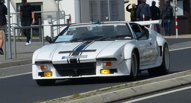 De Tomaso Pantera GTS white vl