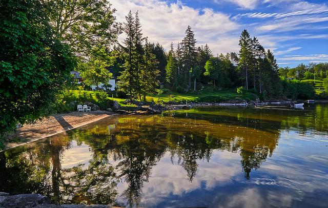 Summertime, Tysvær - Norway