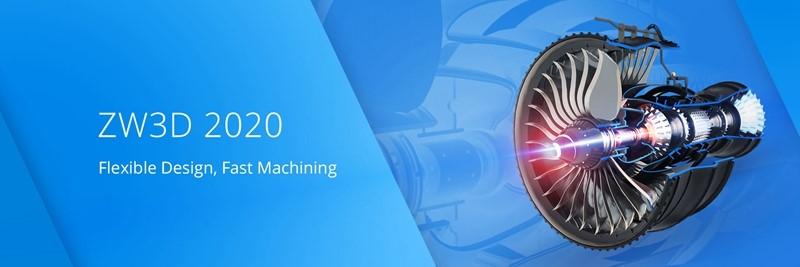 ZWCAD ZW3D 2020 v24.00 full license