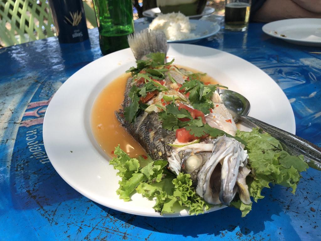 Thaimaalainen limekala