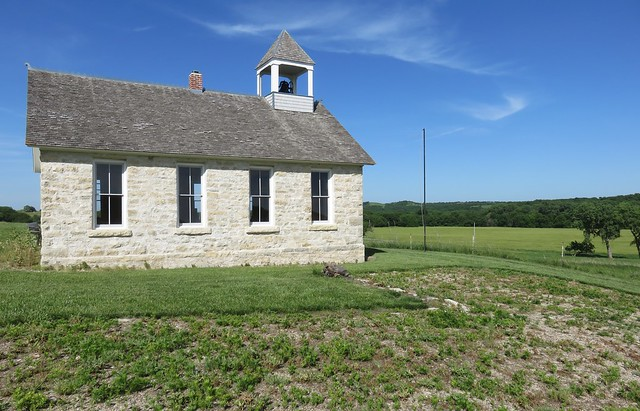 Old Volland School (Wabaunsee County, Kansas)