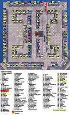 Vintage Fair 2020 Map