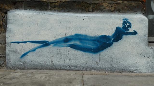 stencil, Shoreditch