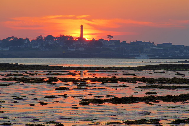 Batz sunset