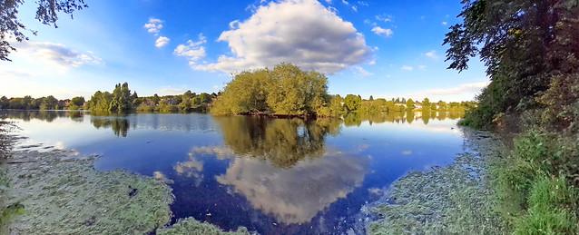 Brookvale Lake, Erdington, Birmingham