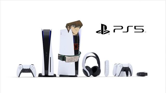 一秒變尊爵不凡的海馬瀨人?PlayStation 5 主機設計立刻被各國網友玩壞啦!