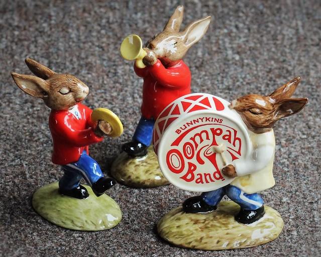 Bunnykins Oompah Band