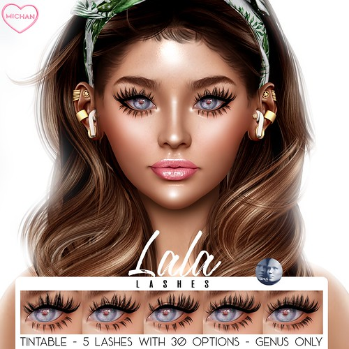 Lala Lashes for ACCESS