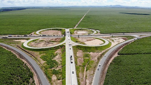 COMSA completes the duplication of a new section of the BR-101 highway in Brazil