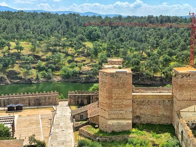 Castillo de los Mendoza en Buitrago del Lozoya