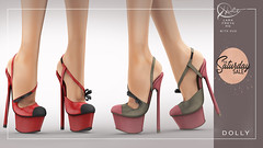 : CULT : Dolly Heels with HUD
