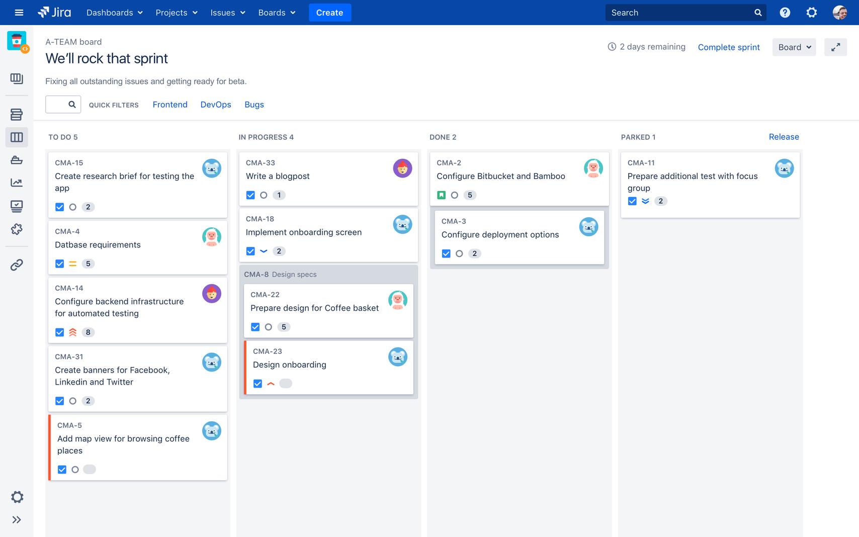 Working with Atlassian JIRA 8.1 full license