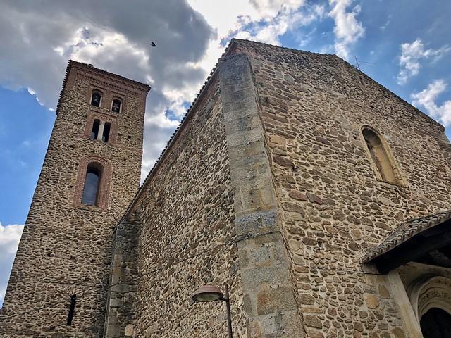 Iglesia Santa María del Castillo (Buitrago del Lozoya, Madrid)