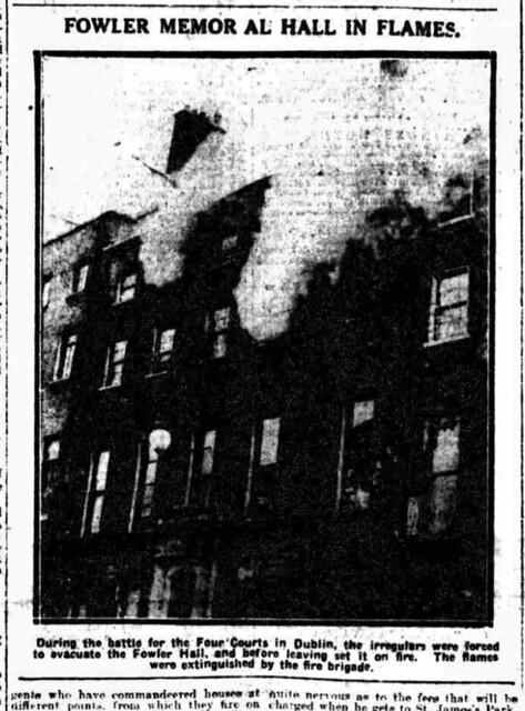 Birmingham Daily Gazette - Friday 30 June 1922