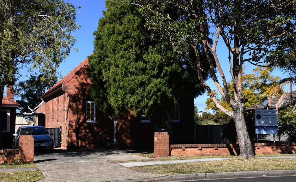Yagoona Lutheran Church, Yagoona, Sydney, NSW.