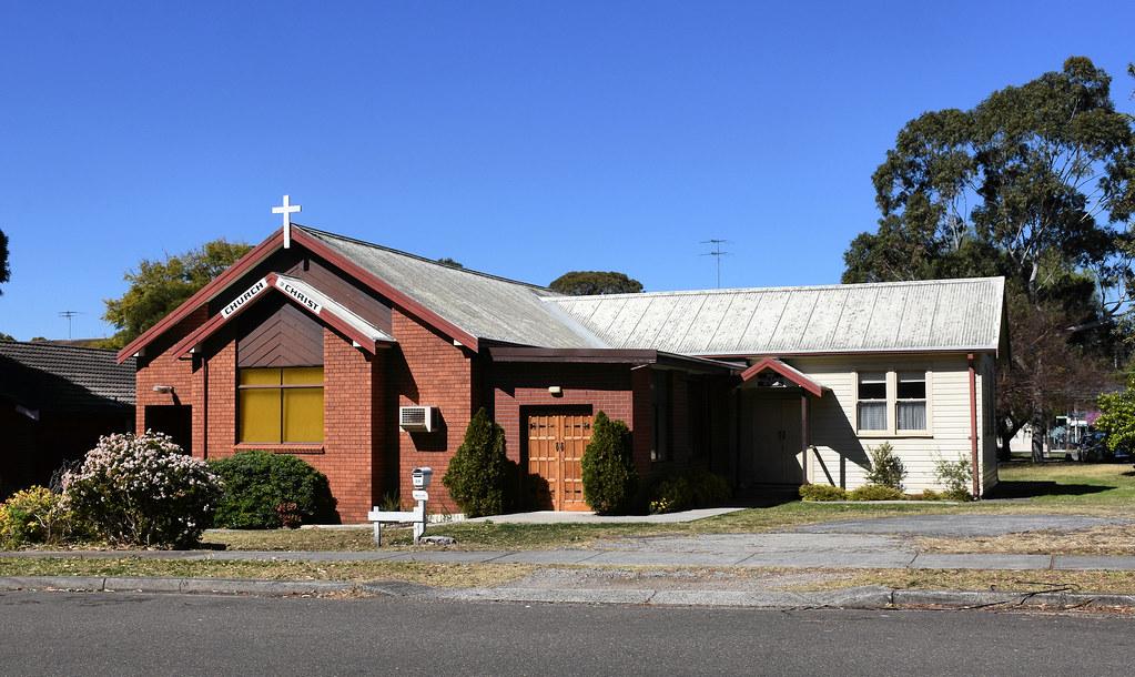 Church of Christ, Carramar, Sydney, NSW.