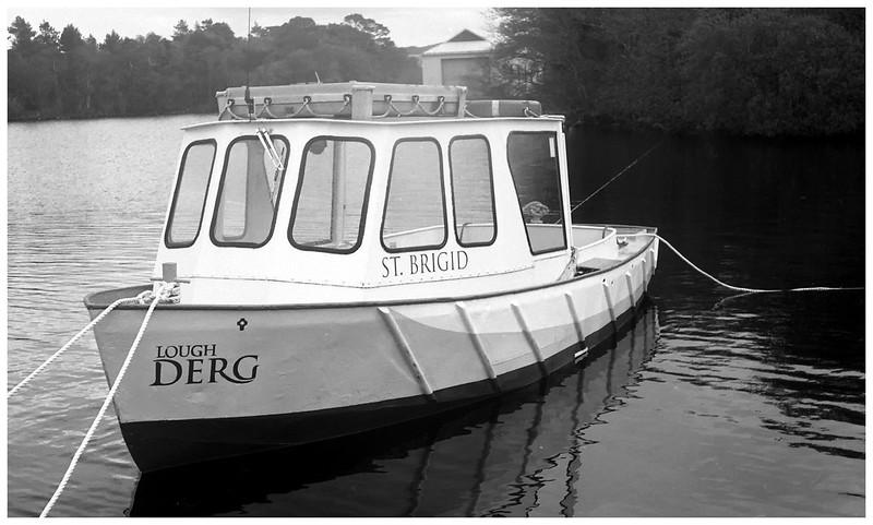 lough derg boat
