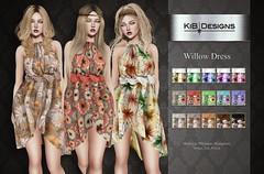KiB Designs - Willow Dress @Vintage Fair 2020