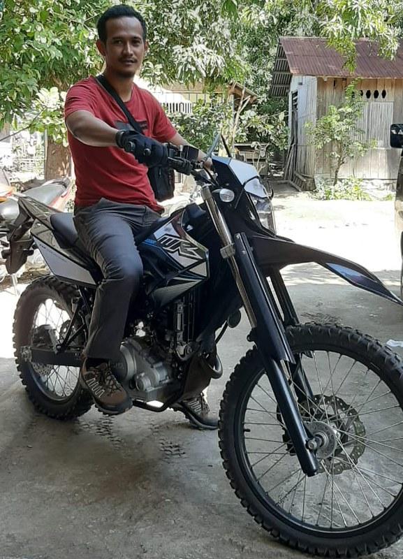 Klemens Jimi Madi Resi - Konsumen WR 155R Ende Nusa Tenggara Timur