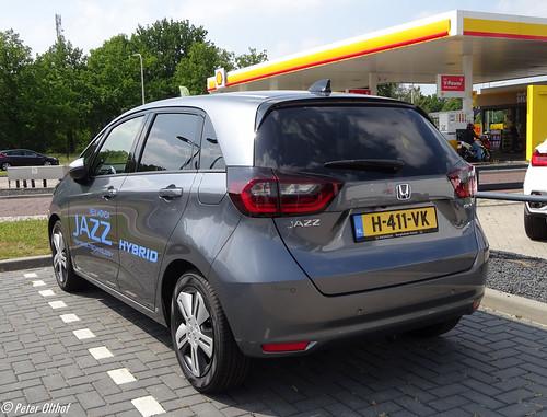 2020 Honda Jazz Hybrid Photo