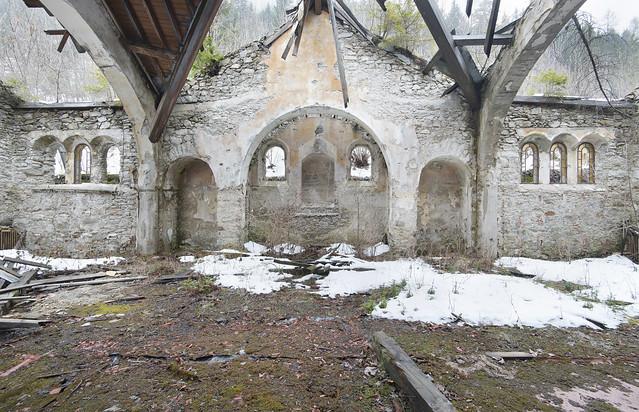 Sanatorio di Montagna