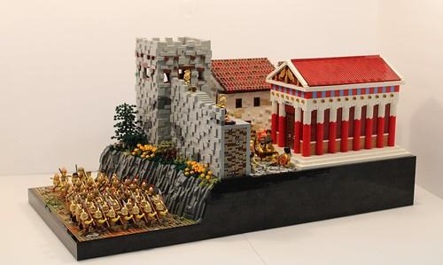 The Battle of Amphipolis, 422 B.C.