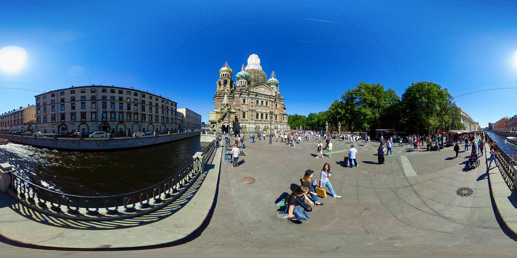 360° | Savior on the Spilled Blood