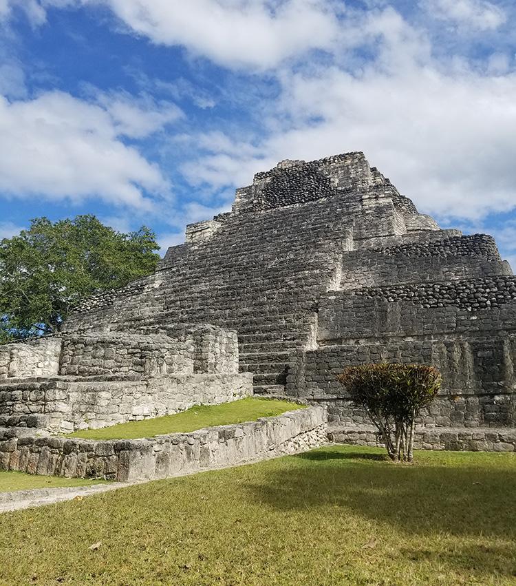 Chacchoben-Mexico