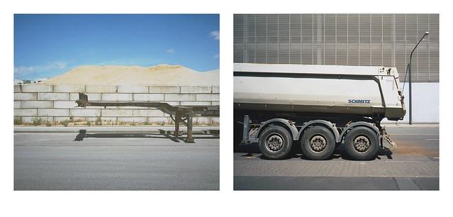 Cropped trucks #1