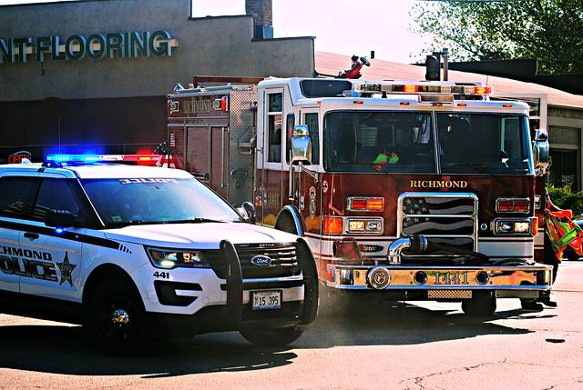 Richmond, Illinois Police & Fire Department